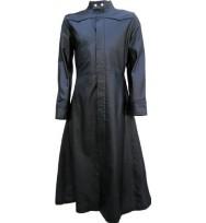 Matrix Neo Leather Coat