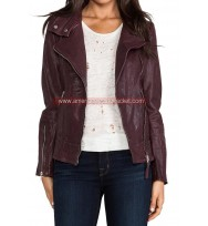Emma Swan Once Upon a Time Season 2 Leather Jacket