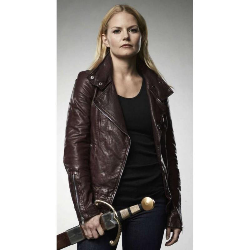 Emma Swan Once Upon a Time Season 2 Leather Jacket