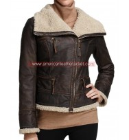 Smash Karen Cartwright Leather Jacket