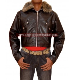 Final Fantasy VIII Squall Leonhart Leather Jacket