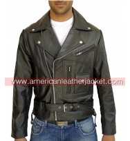 Terminator 2 Leather Jacket