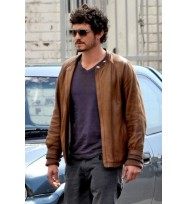 Zulu Orlando Bloom Leather Jacket