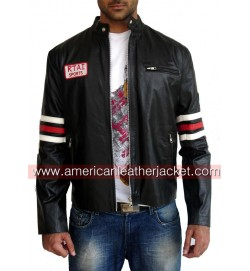 House M.D RTAI Sports Leather Jacket