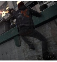 Infamous Second Son Leather Jacket