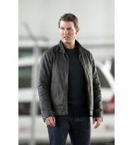 Jack Reacher: Never Go Back Leather Jacket