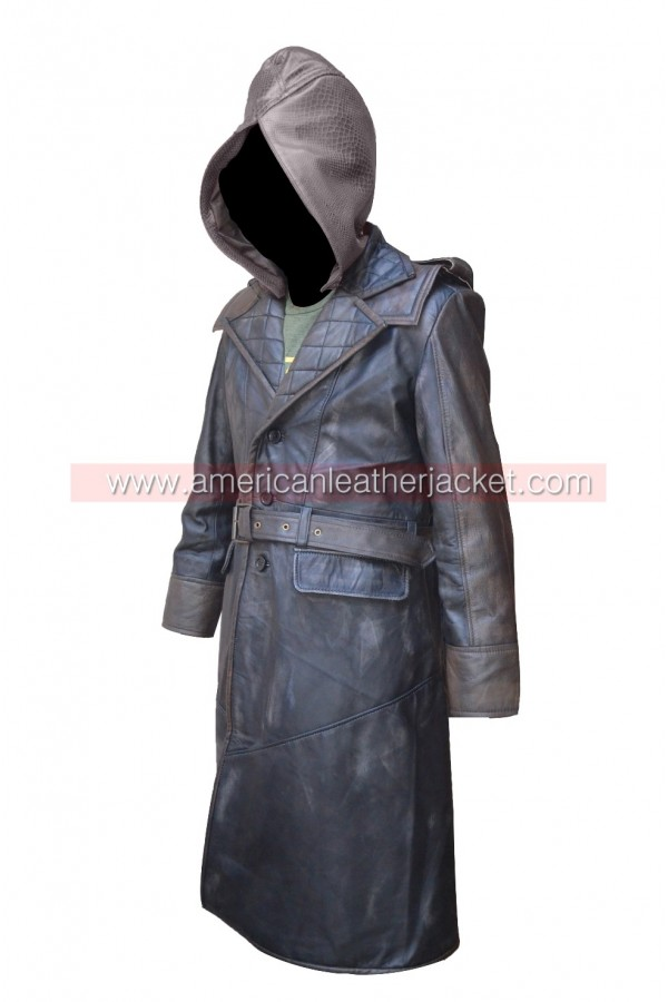 Jacob Frye Coat Costume Assassin S Creed Syndicate