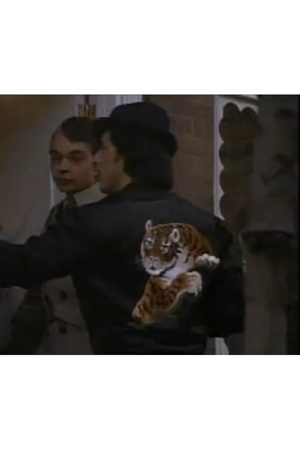 Rocky Ii Tiger Jacket Sylvester Stallone Leather Jacket